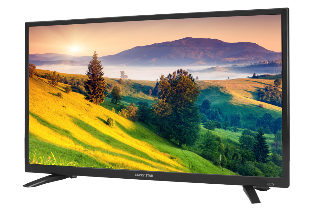 Carry Star 80cm CS32SB with [Sound Bar 15watts] HD Smart LED Television